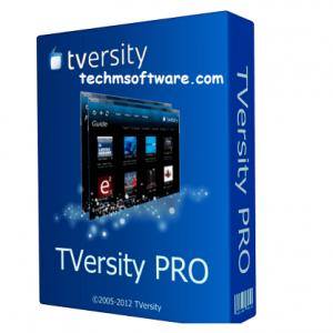 Tversity Pro Media Server V1.9.3 Crack