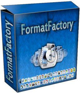 Format Factory 3.9.5.0 Crack