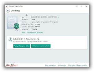 Kaspersky Total Security Crack