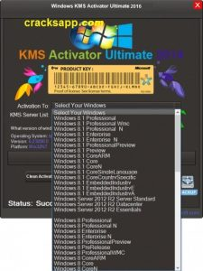 Windows 8.1 Permanent Activator