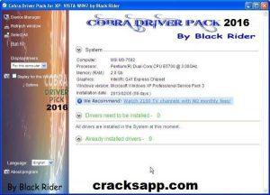 Cobra Driver Pack ISO