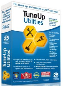 TuneUp Utilities 2017 Full Crack