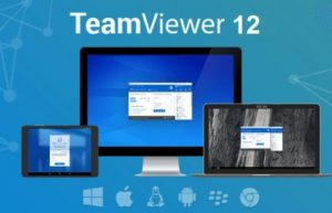 TeamViewer 12 Crack Mac