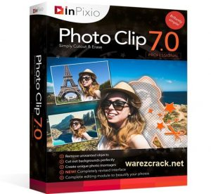 Inpixio Photo Clip 7.0 Professional Crack