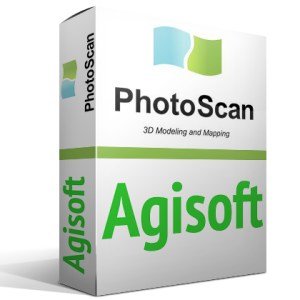 Agisoft PhotoScan Professional 1.3.1 Crack