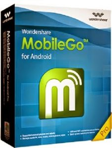 Wondershare MobileGo 8.2.3 Crack