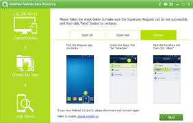 Android data recovery unit download