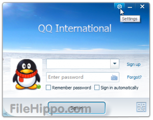 QQ International 2.11 Free Download