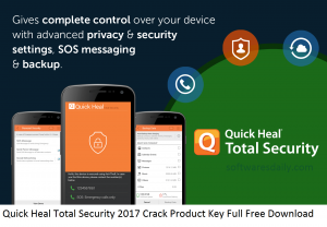 Quick Heal Antivirus Serial Key 2017