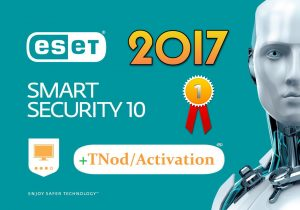 ESET Smart Security 10 Full 2017