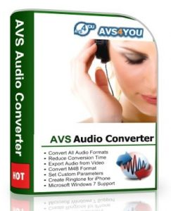 AVS Audio Converter 8.4.2.579 Crack