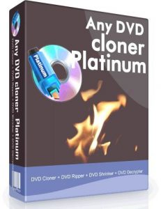 Any DVD Cloner Platinum 1.3.5 Keygen Crack