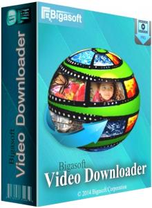 Bigasoft Video Downloader Pro 3.16 Crack