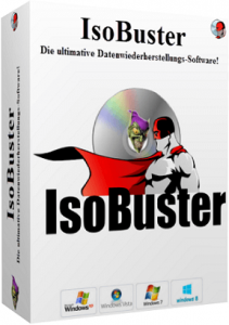 IsoBuster 4.0 Crack