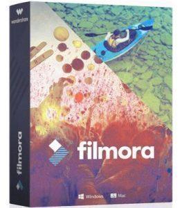 Wondershare Filmora 8.4.0.1 Crack