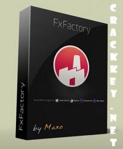 FxFactory Pro 6.0.5 Crack