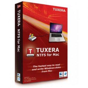 Tuxera NTFS 2016.1 Crack