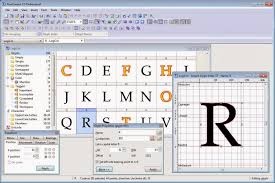 FontCreator Professional Edition 11.0 Crack