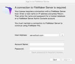 FileMaker Server 15 Crack