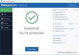 Malwarebytes Premium 3.1.1.1 Crack