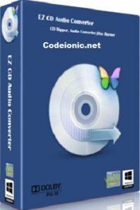 EZ CD Audio Converter 2018 Ultimate 5.0.0.4 Crack Full Free Download
