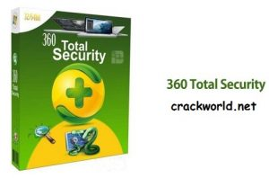 360 Total Security 2018 Crack + Activator