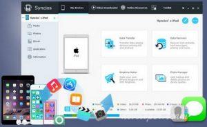 AnvSoft Syncios Pro 6.2.1