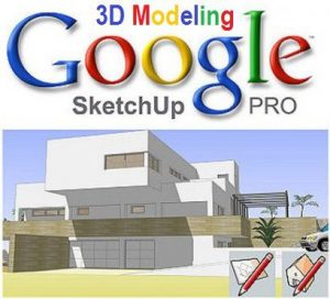 Google SketchUp Pro 2018 Crack Full Serial Number Free