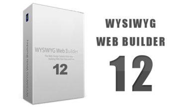 WYSIWYG Web Builder 12.1.2 With License Key Free Download